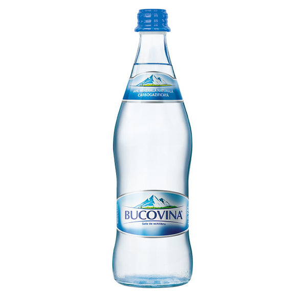 Bucovina - apa carbo - 750 ml