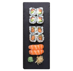 Platou Sushi Box - Salmon Mix - 10 buc