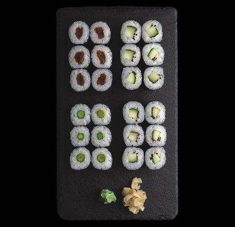 Sushi Box XL Veggie Mix - 24 buc