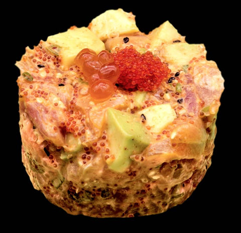 Tartar - Mix Spicy Salmon Tuna