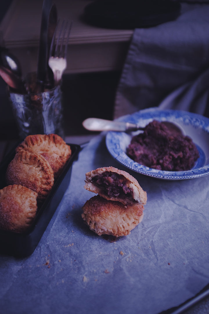 RECIPE: RED BEAN HAND PIES