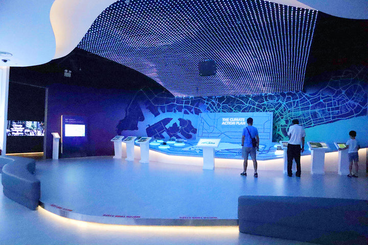 5 reasons to visit Sustainable Singapore Gallery at Marina Barrage