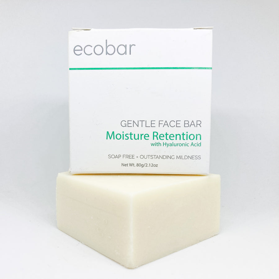 Ecobar Moisture Retention Gentle Face Bar