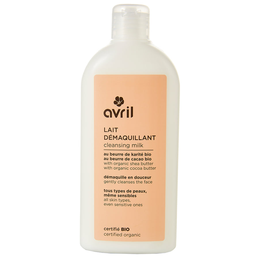 Avril Organic Cleansing Milk (250ml)