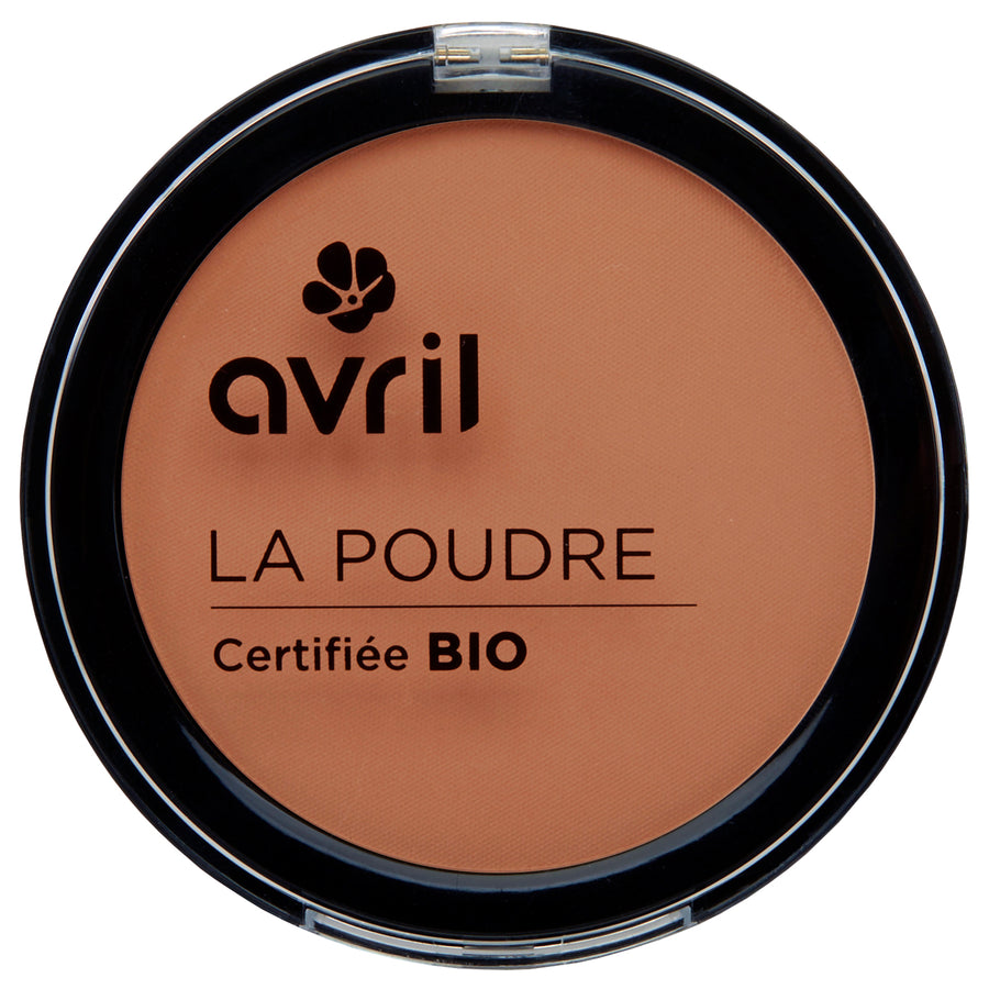 Avril Organic Compact Powder