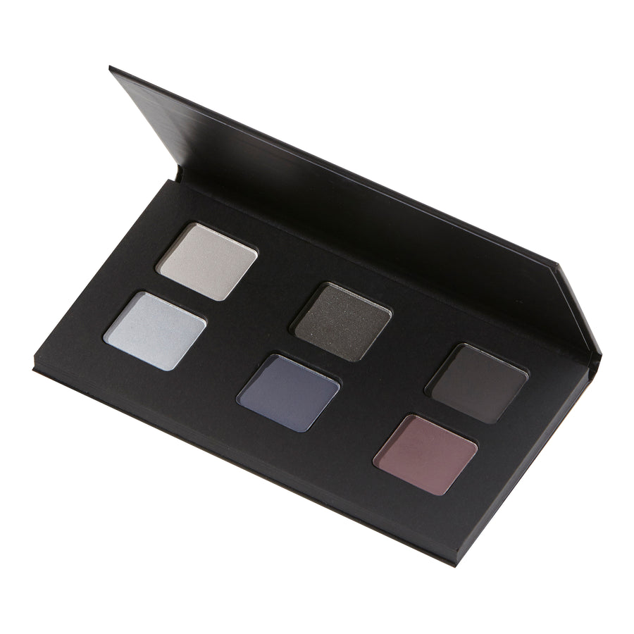 Avril Organic Eyeshadow Palette (Nude/Smokey)