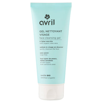Avril Organic Cleansing Gel (100ml)