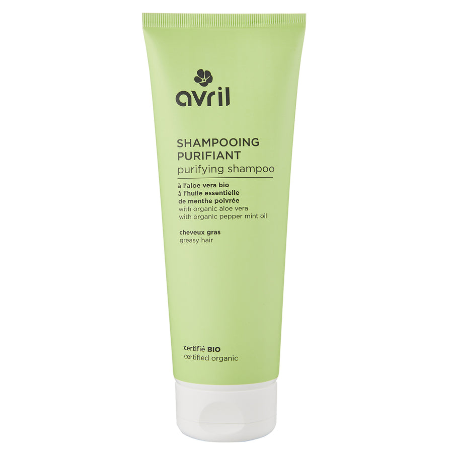 Avril Organic Shampoo for Greasy Hair (250ml)