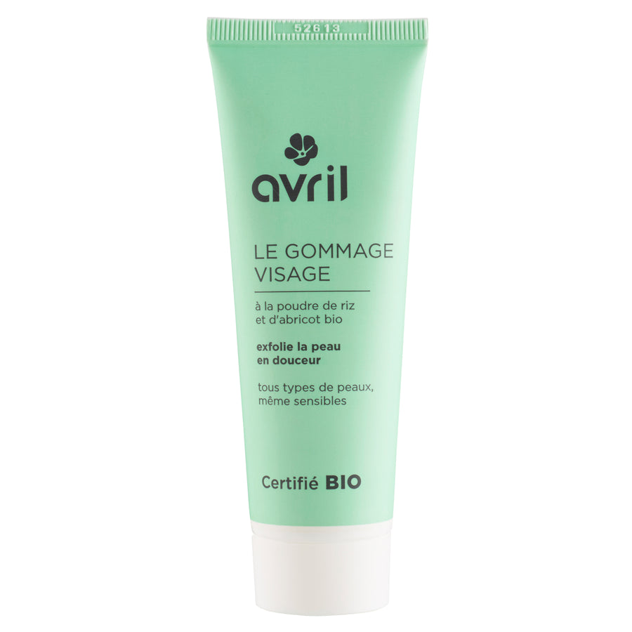 Avril Organic Face Scrub (50ml)