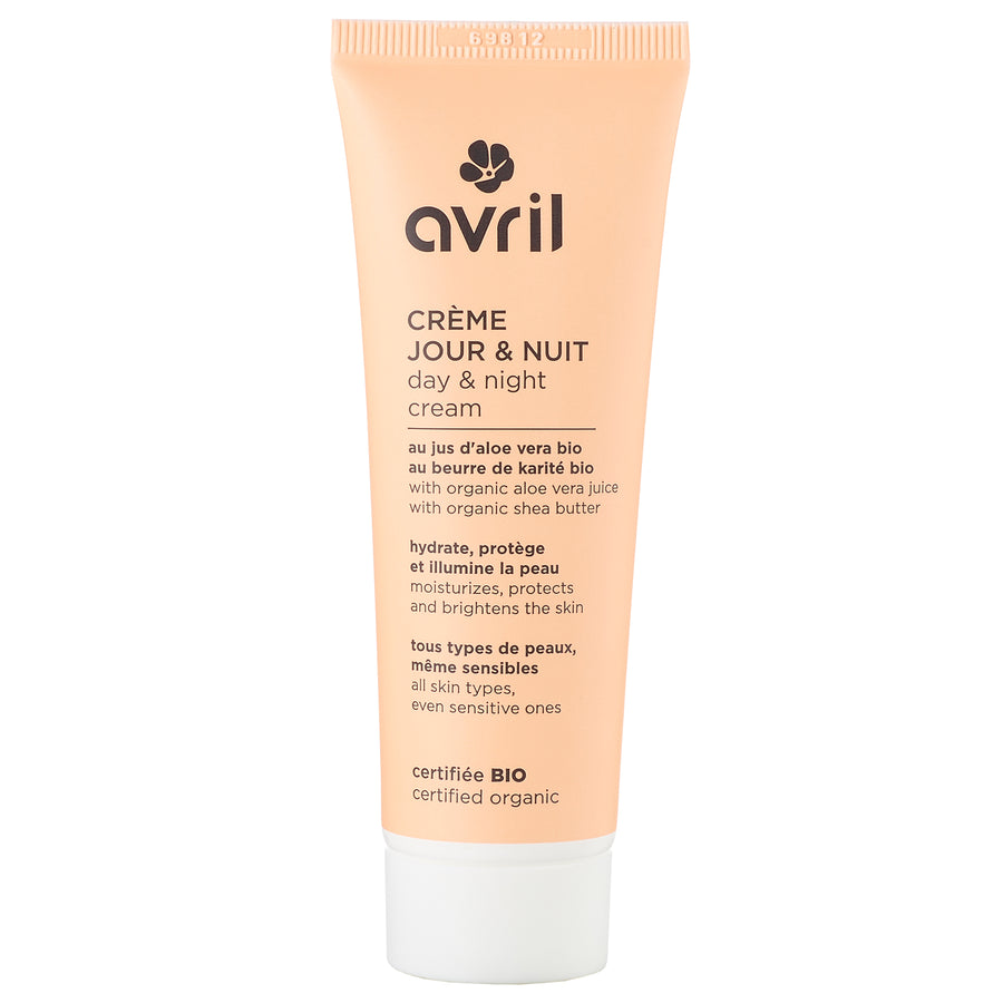 Avril Organic Day & Night Cream (50ml)