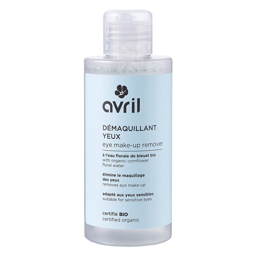 Avril Organic Eye Makeup Remover (150ml)