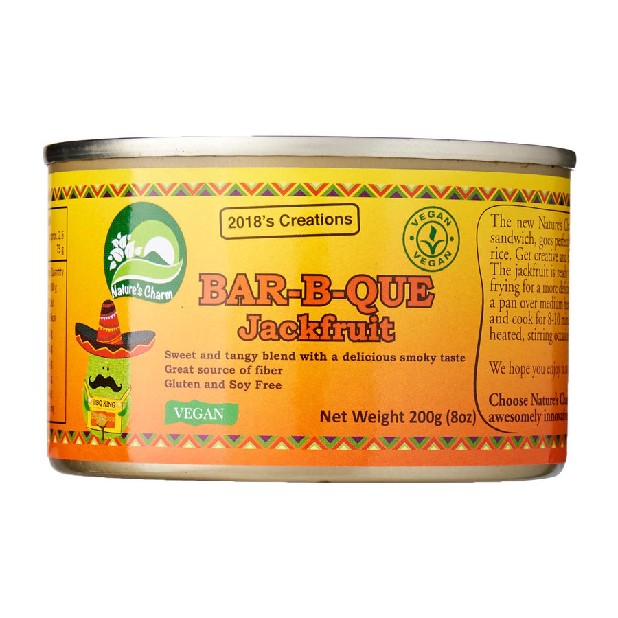 Nature's Charm Bar-B-Que Jackfruit (200g)