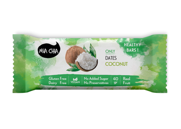 Mia Chia Coconut Bar