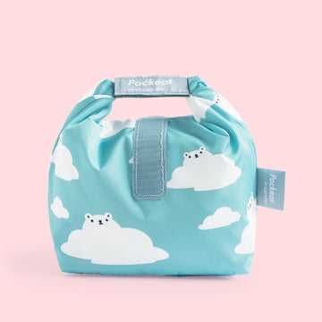 Pockeat Food Bag | Cloudy Bear