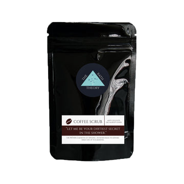 The Bath Theory Coffee Scrub