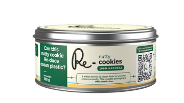 Re- Nutty Cookies (180g)