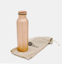 Load image into Gallery viewer, Ayurvedic Copper Bottle