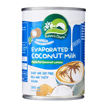 Nature's Charm Evaporated Coconut Milk (360ml)