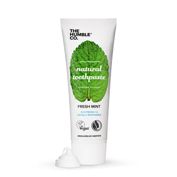 The Humble Co. All Natural Toothpaste - Mint (75ml)
