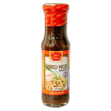 Chef's Choice Vegan Fried Rice Sauce (150ML)