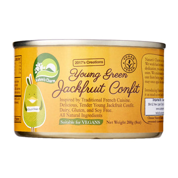 Nature's Charm Young Jackfruit Confit (200g)