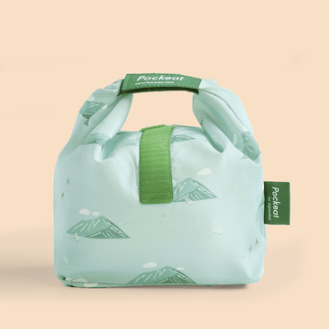 Pockeat Food Bag | Moutain Jade