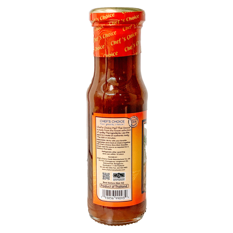 Chef's Choice Vegan Pad Thai Sauce (150ML)