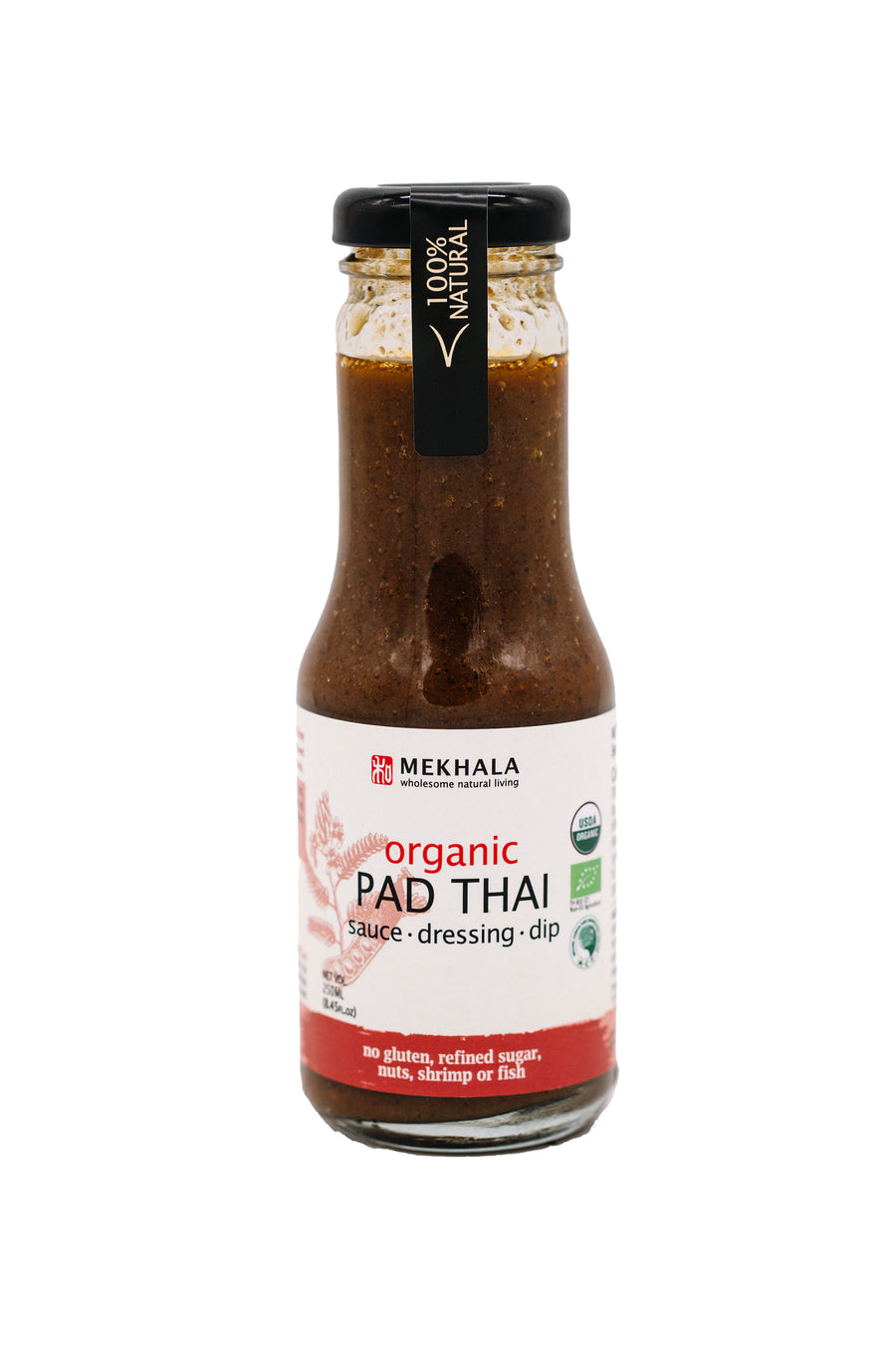 Mekhala Living Organic Pad Thai Sauce (250ml)