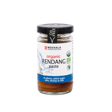 Mekhala Living Organic Rendang Paste (100g)