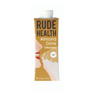 Rude Health Organic Mini Almond Milk Drink (250ml)