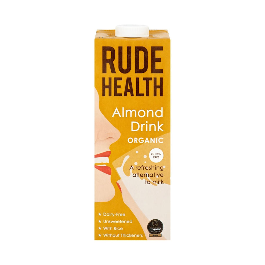 Rude Health Organic Almond Milk Drink (1L)