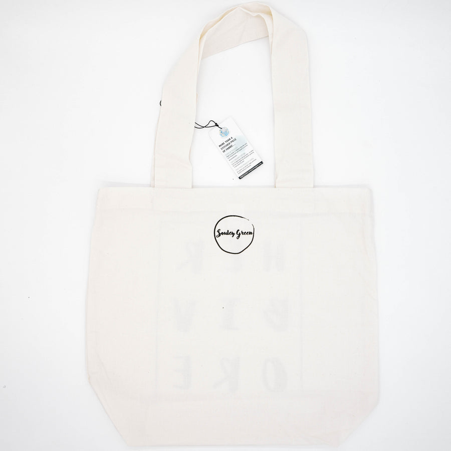 'My Friends not Your Food' Organic Cotton Tote Bag