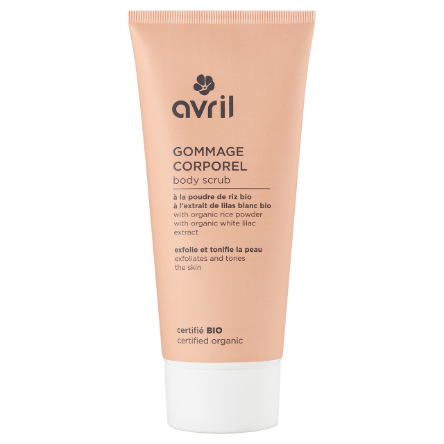 Avril Organic Body Scrub (200ml)