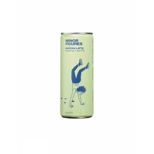 MINOR FIGURES NITRO MATCHA LATTE (200ml)