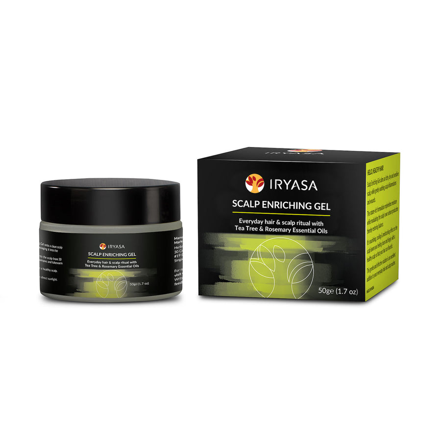 Iryasa Scalp Enriching Gel