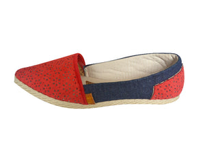 Handmade Espadrilles Everyday Red