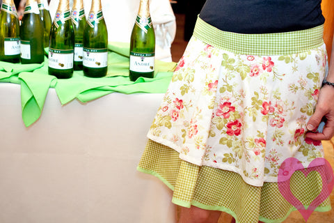 Catering with a Twist custom aprons
