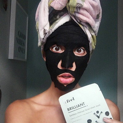 Why you should swap your regular deep skin cleanser for Korean sheet masks