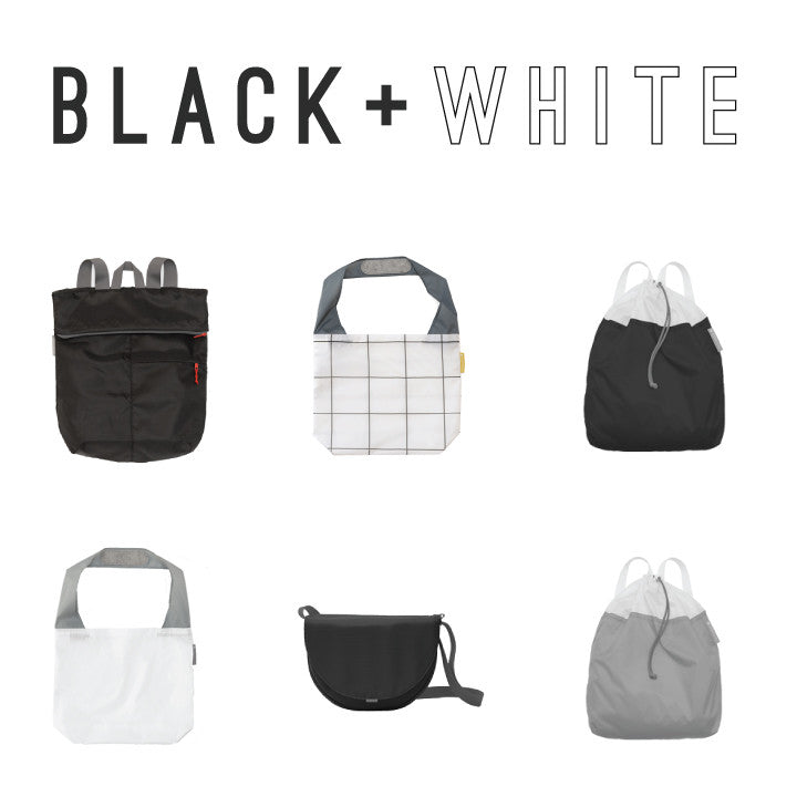 BLACK + WHITE giveaway!!