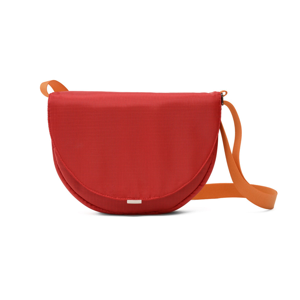 small purse red