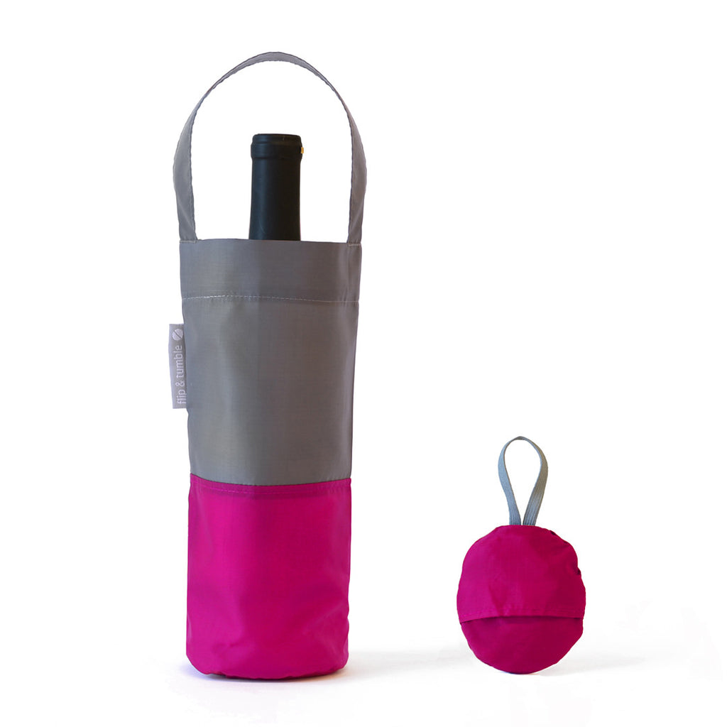 wine bag superpink