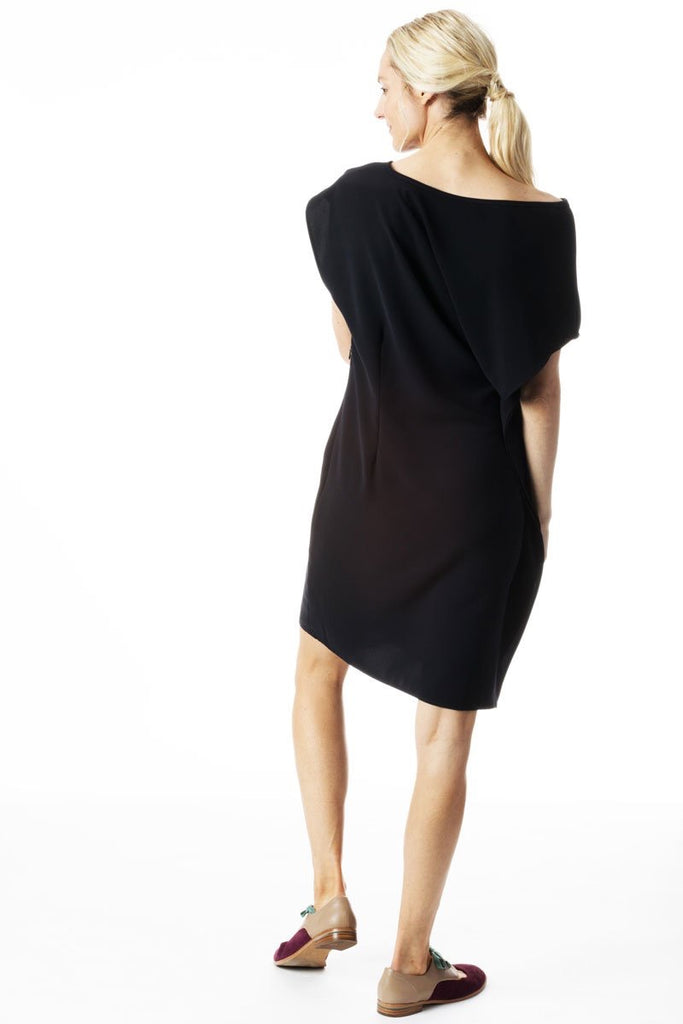 Dropped Shoulder Dress