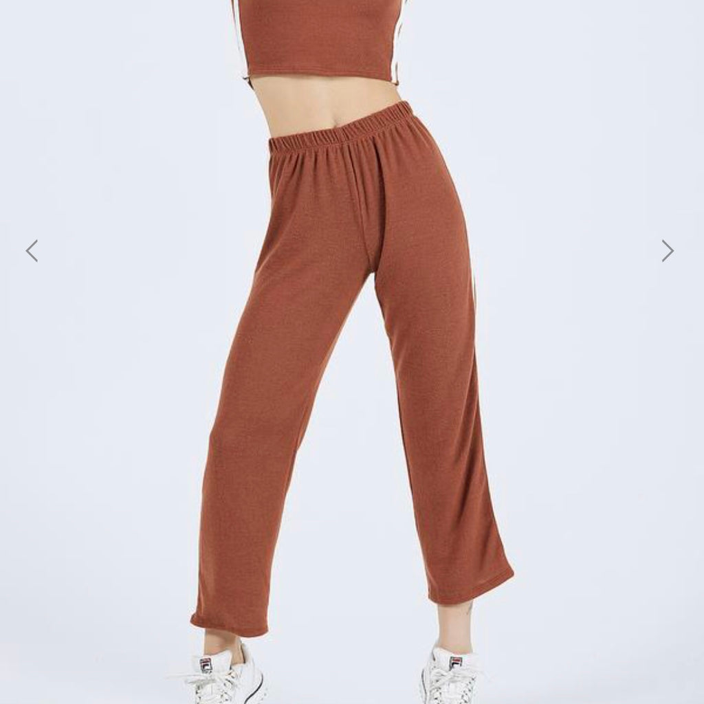 Zeplin legging (rust)