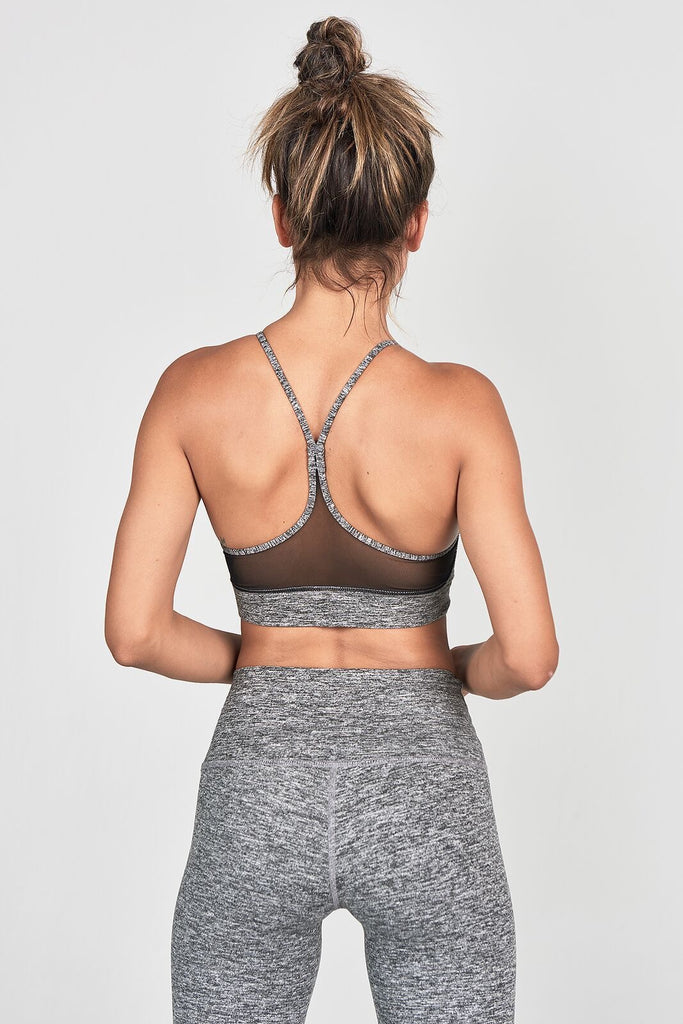 Marbled Sports Bra