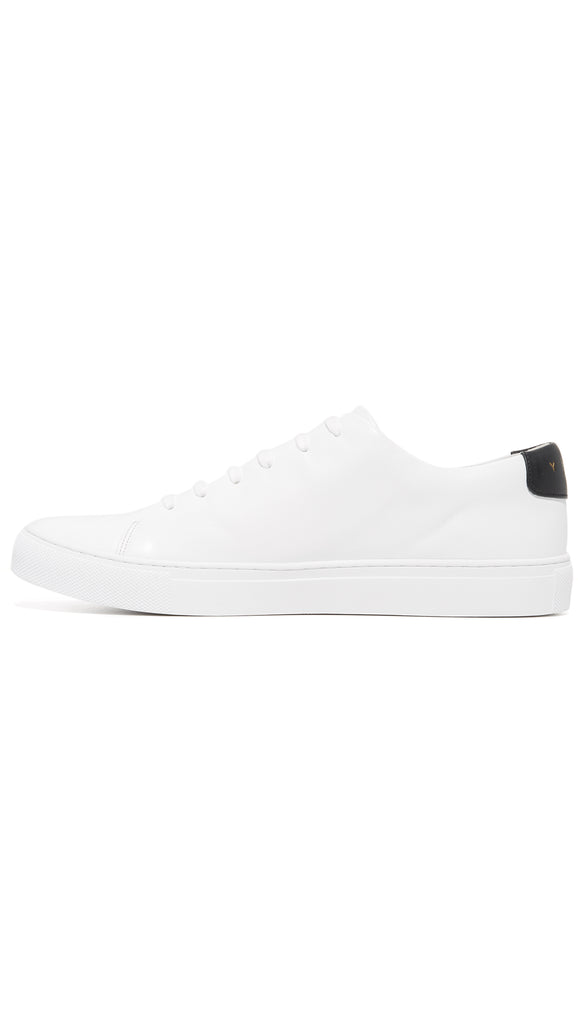 Canvas Low Sneaker