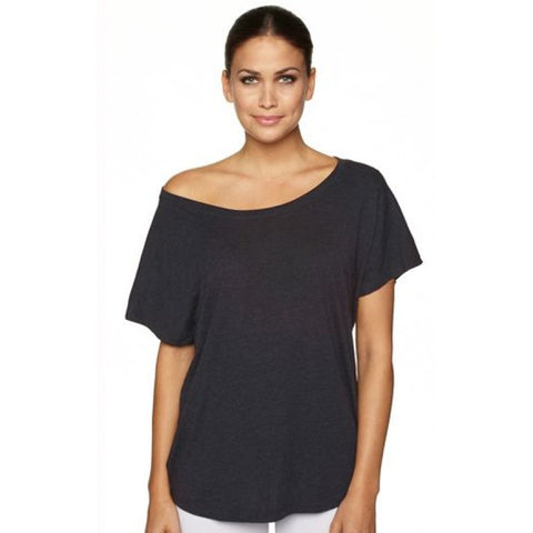 NL Dolman Off Shoulder Shirt