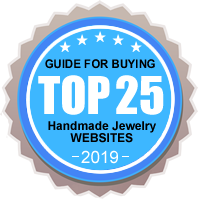 Top 25 sites for buying handmade jewelry online