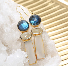 Handmade Gemstone Earrings and Jewlery