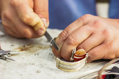 Artisans Making Sterling Silver Jewelry