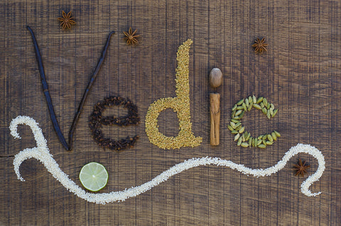 Vedic Spelled out!